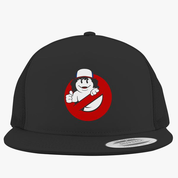 Stranger Things Dustin Ghost Buster Trucker Hat  0316da4b324e