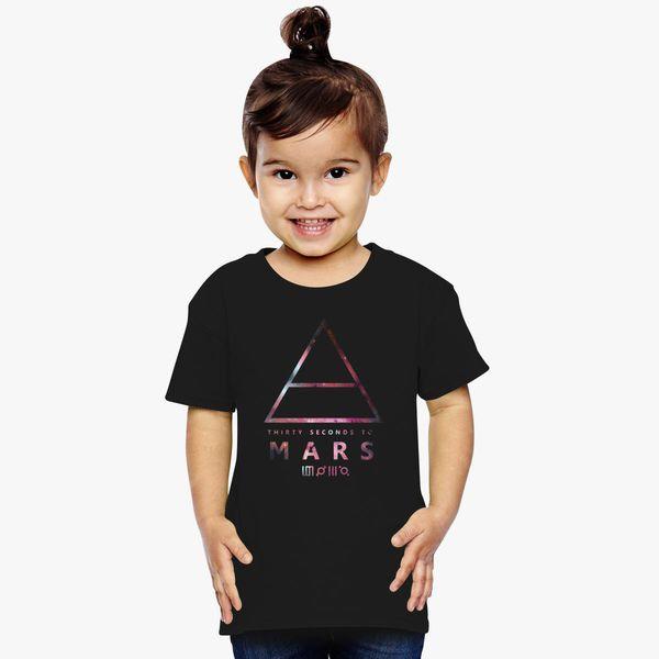2931c8bf 30 Seconds To Mars Universal Toddler T-shirt - Customon