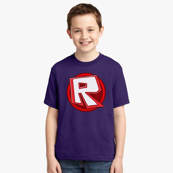 Roblox Youth T Shirt Customon