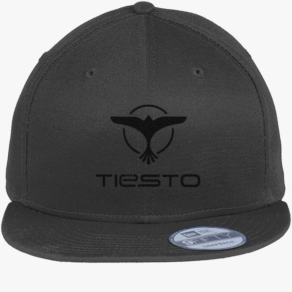 Dj Tiesto Logo New Era Snapback Cap (Embroidered)  a777c5cae9b