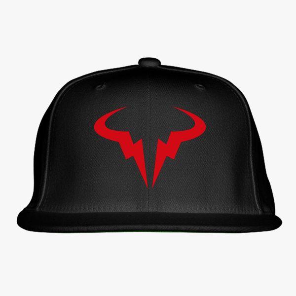 Rafael Nadal Logo Snapback Hat | Customon.com