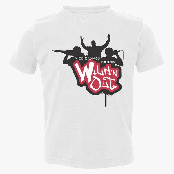 Wild N Out Nick Cannon Toddler T Shirt Customon Com