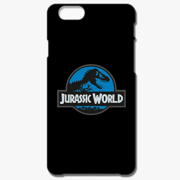 ee6ccc1bc4d Jurassic World Logo iPhone 6 6S Case