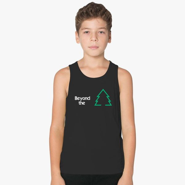 Beyond The Sugar Pine 7 Kids Tank Top Customoncom
