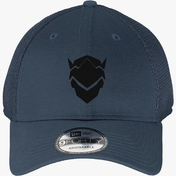Genji Overwatch New Era Baseball Mesh Cap - Embroidery +more 4524c6aa43f7