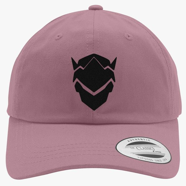 Genji Overwatch Cotton Twill Hat - Embroidery ... 8b982943a923