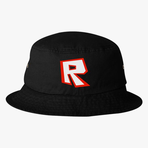 Roblox Bucket Hat Embroidered Customoncom