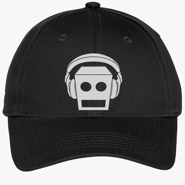 LMFAO Beat Rock Robot Youth Six-Panel Twill Cap (Embroidered ... 4b43180eaa44