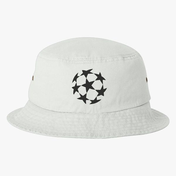 UEFA Champions League Bucket Hat (Embroidered)  f4ebce74baa