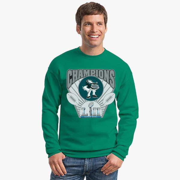 8ade0379c Champions Philly Eagles Crewneck Sweatshirt Change style