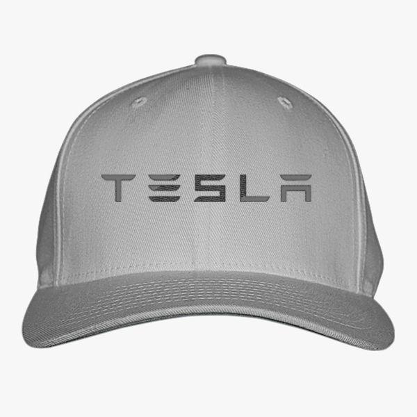 Tesla Baseball Cap (Embroidered)  fac011e17aa