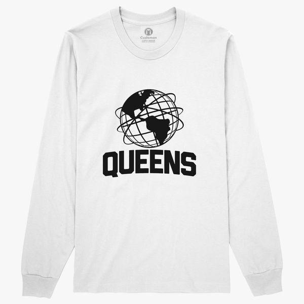 Queens NYC Long Sleeve T-shirt  06f2a7ec604