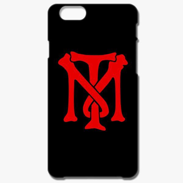 Scarface Tony Montana Bone Logo Iphone 66s Case Customon
