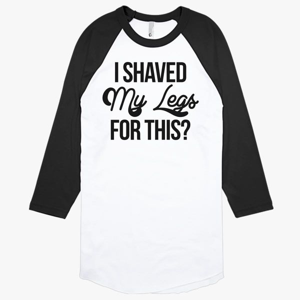 I shaved my t-shirt