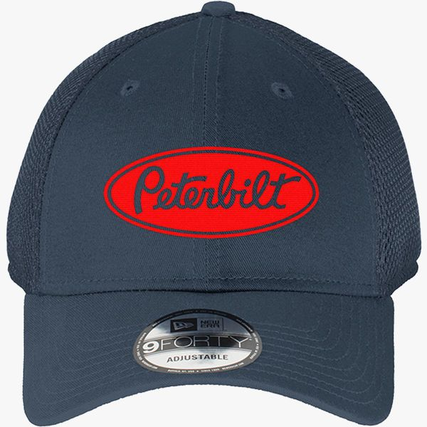 Peterbilt New Era Baseball Mesh Cap (Embroidered)  da22a4200e7
