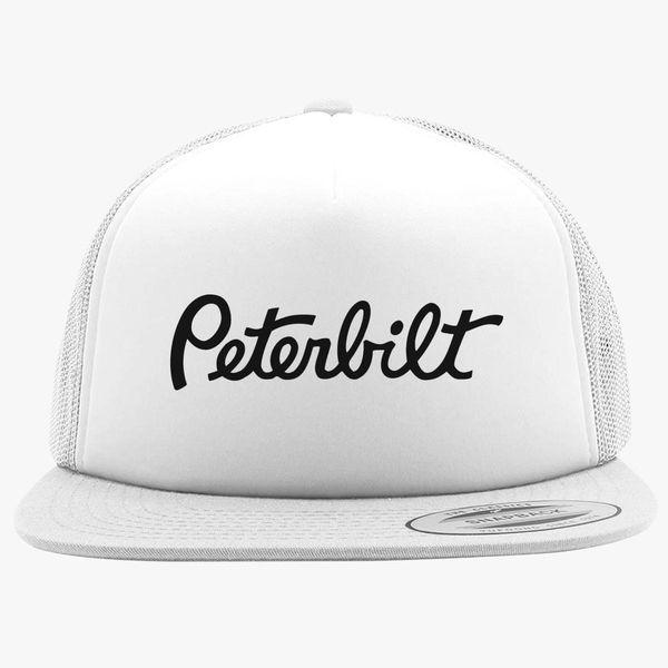2e96348030b Peterbilt Foam Trucker Hat ...
