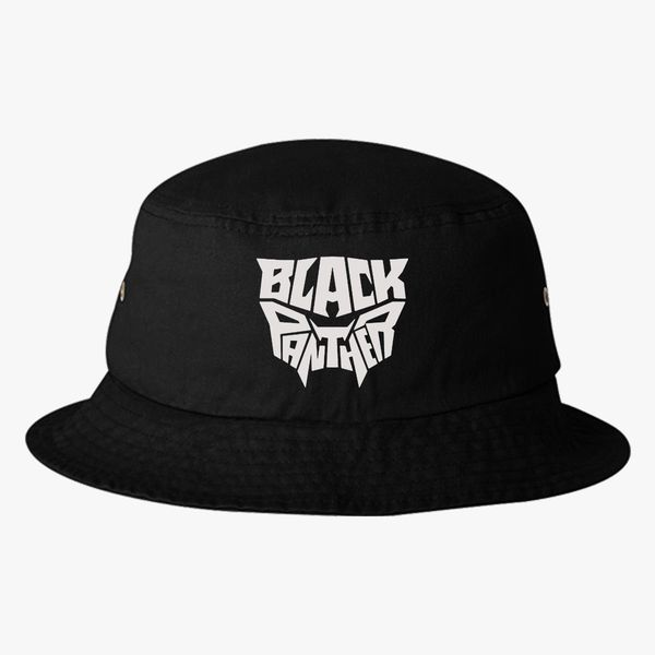 black panther Bucket Hat - Embroidery +more 5a6786eae6b