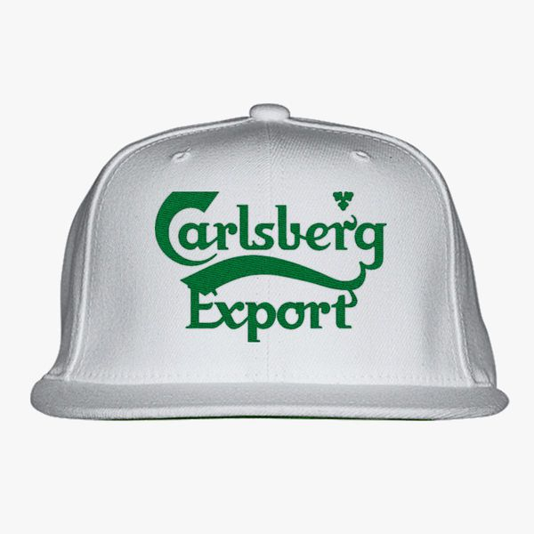480119d3598 Carlsberg Export Snapback Hat - Embroidery Change style