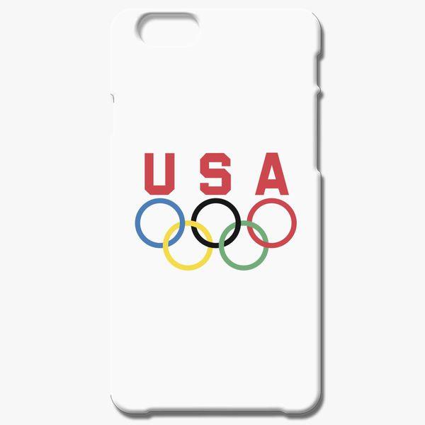 Usa Olympic Team Logo Iphone 66s Plus Case Customon