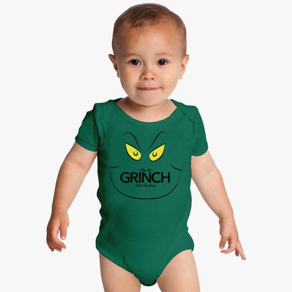 Grinch Stole Christmas Baby Onesies Customon Com
