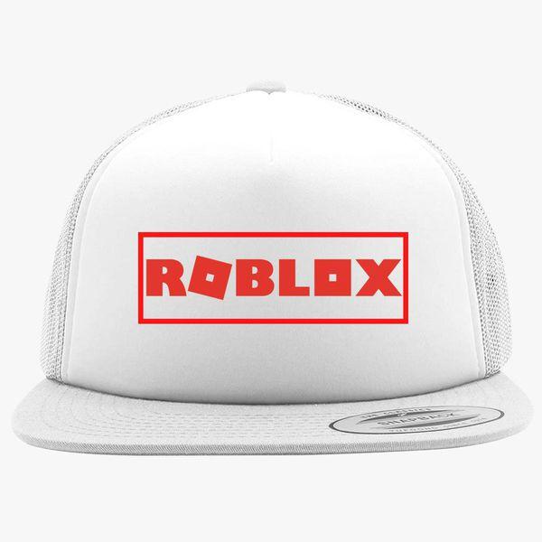 Roblox Foam Trucker Hat Customoncom