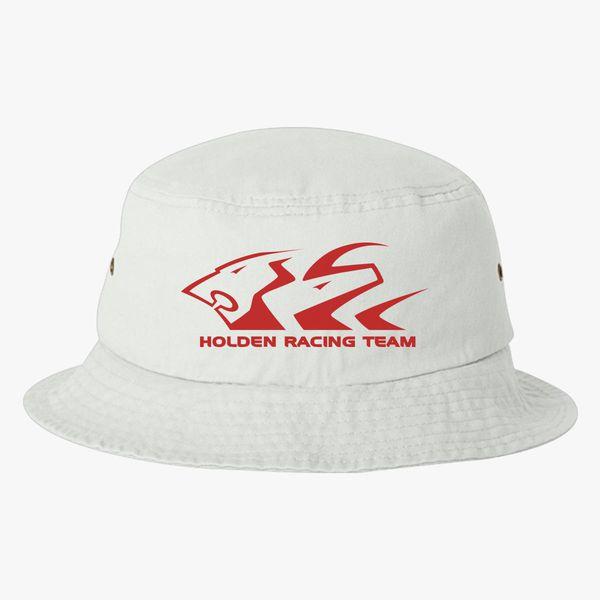 Holden Racing Team Logo Bucket Hat ... e52587f8127