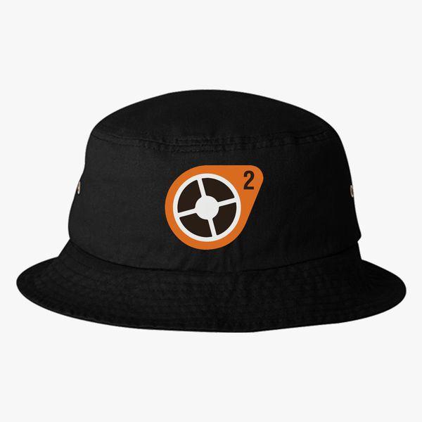Team Fortress 2 Logo Bucket Hat ... 91ad052af5d