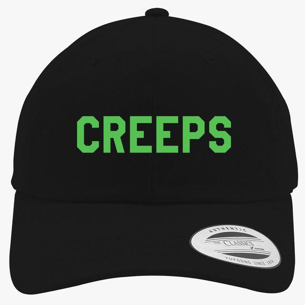 Be More Chill Michael s Creeps Tee Cotton Twill Hat  e726254e857