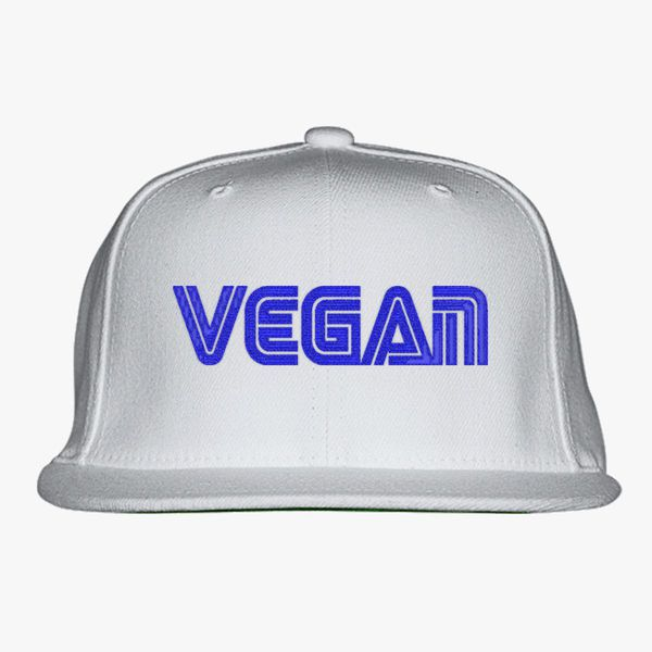 Vegan Sega Snapback Hat (Embroidered)  4a6dea8251e