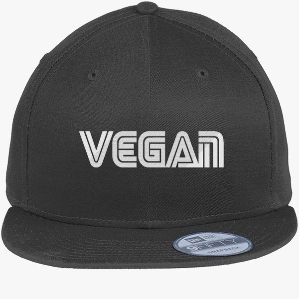 Vegan Sega New Era Snapback Cap (Embroidered)  ecd9d14c478