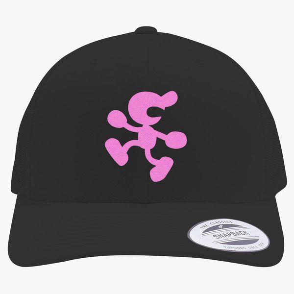 74622369 Super Smash Bros logo Retro Trucker Hat - Embroidery