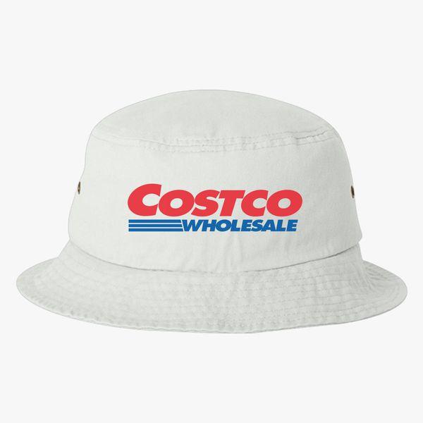 Costco Logo Bucket Hat ... 06ac59936fe