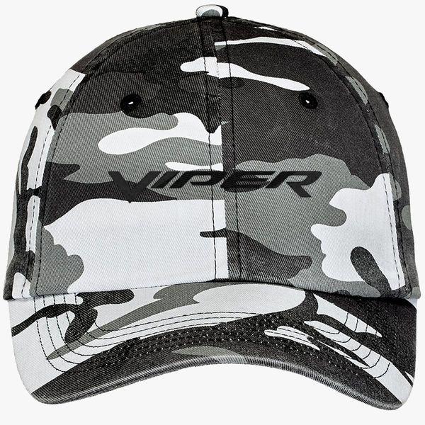 Dodge Viper Camouflage Cotton Twill Cap - Embroidery +more c5510213bbc4