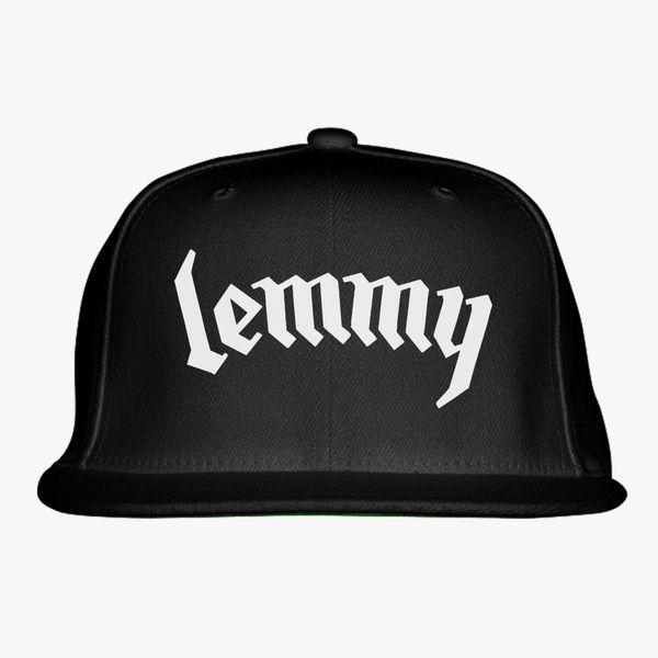 MotorHead - Motörhead lemmy Snapback Hat +more a6be927aaf1