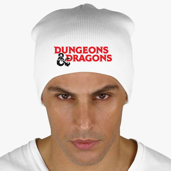 Dungeon and dragons Knit Beanie ... 0f7b4dcb044