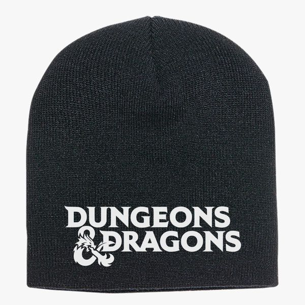 dungeons and dragons Knit Beanie ... 2a02ae9d4b0