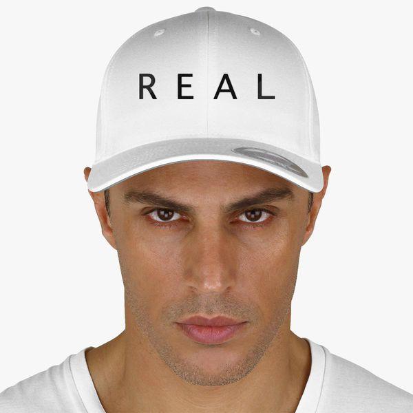 Nf Real Baseball Cap - Embroidery ... e8188c464feb