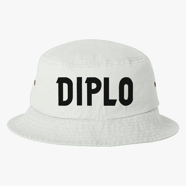 d5e12ac1de0 Diplo Logo Bucket Hat ...