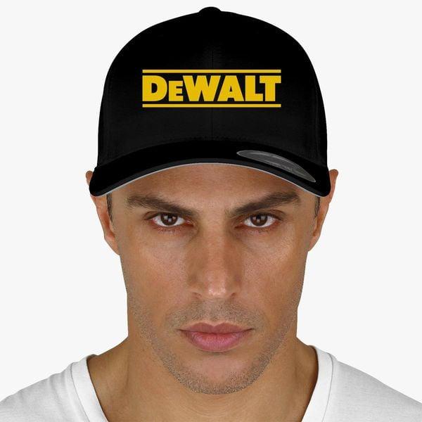 DeWALT Logo Baseball Cap ... 18796b40837