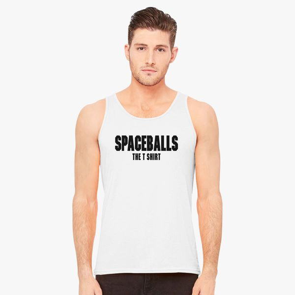 Spaceballs Branded Items Mens Tank Top Customoncom