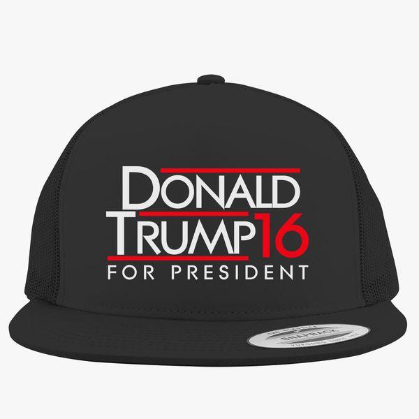 Donald Trump 16 Trucker Hat ... 471b2452781