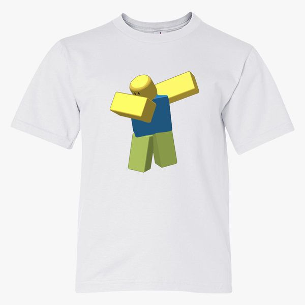 coolest roblox dab  youth t