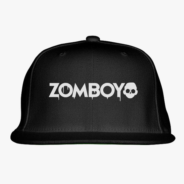 Zomboy Logo Snapback Hat  a49b98b7ec9