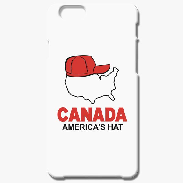 Canada America s Hat iPhone 6 6S Case 134fdff5859