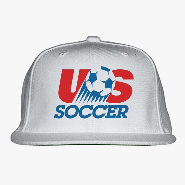 USA Soccer Logo Snapback Hat ... 0672d0c26cf
