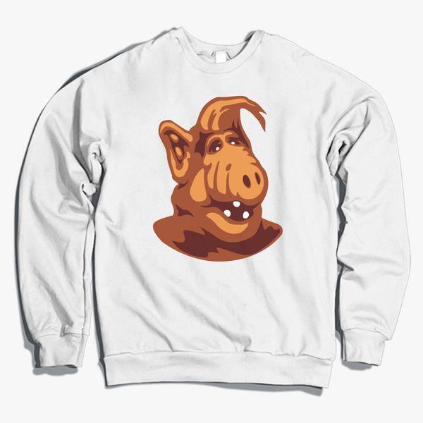 356b50274db alf cartoon Crewneck Sweatshirt ...