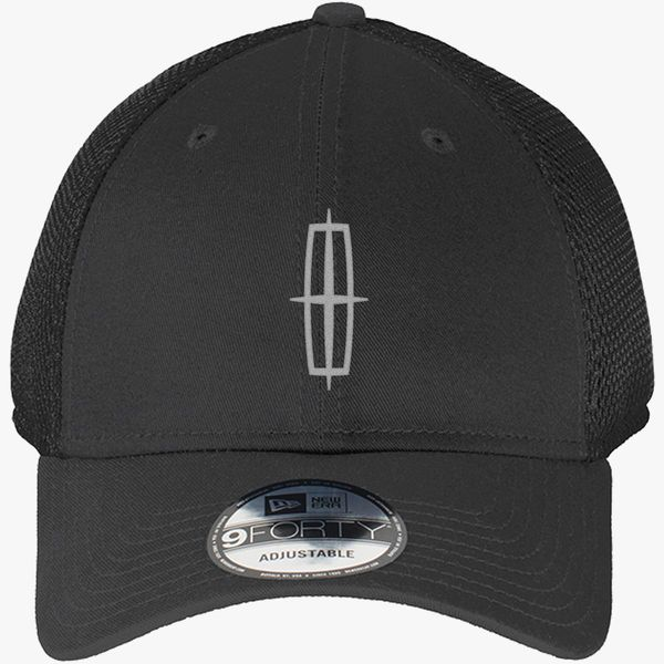 Lincoln Car New Era Baseball Mesh Cap - Embroidery +more 5d21ac1814b