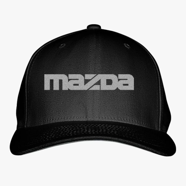Mazda Baseball Cap (Embroidered)  a72f7ac4448