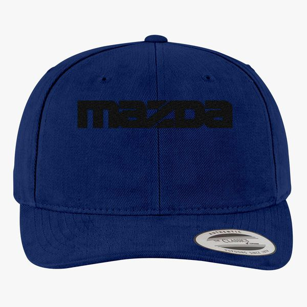 Mazda Brushed Cotton Twill Hat (Embroidered)  62609fa41027