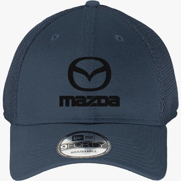 Mazda New Era Baseball Mesh Cap (Embroidered)  0dec774449b